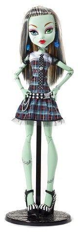 Monster High 17-Inch Frankie Stein Doll.:).