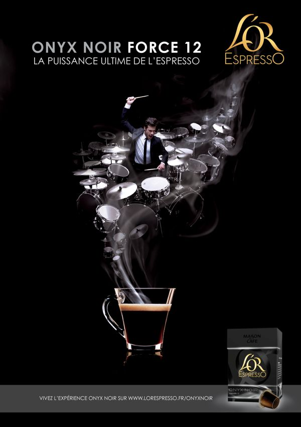 Espresso project 360° on Behance