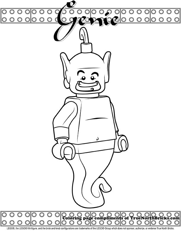 Coloring Genie Coloring Pages Lego Coloring Pages Lego Coloring