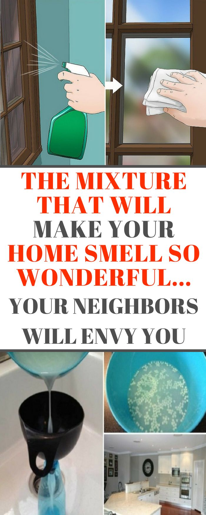 Her House Always Smells Wonderful And Fresh People Can T Understand Why Here S Secret