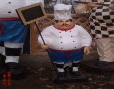 Bolulu Central Cooks Statue