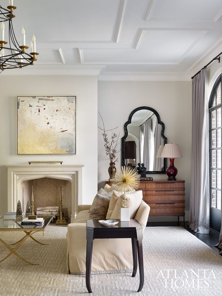 Sources: Atlanta Homes and Lifestyles, Emily Followill Photography, Greg Busch Architect, Melanie Millner Design