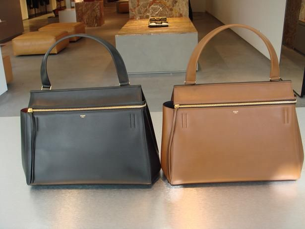 Celine \u0026#39;Edge\u0026#39; bag now available at Celine boutiques - PurseForum ...