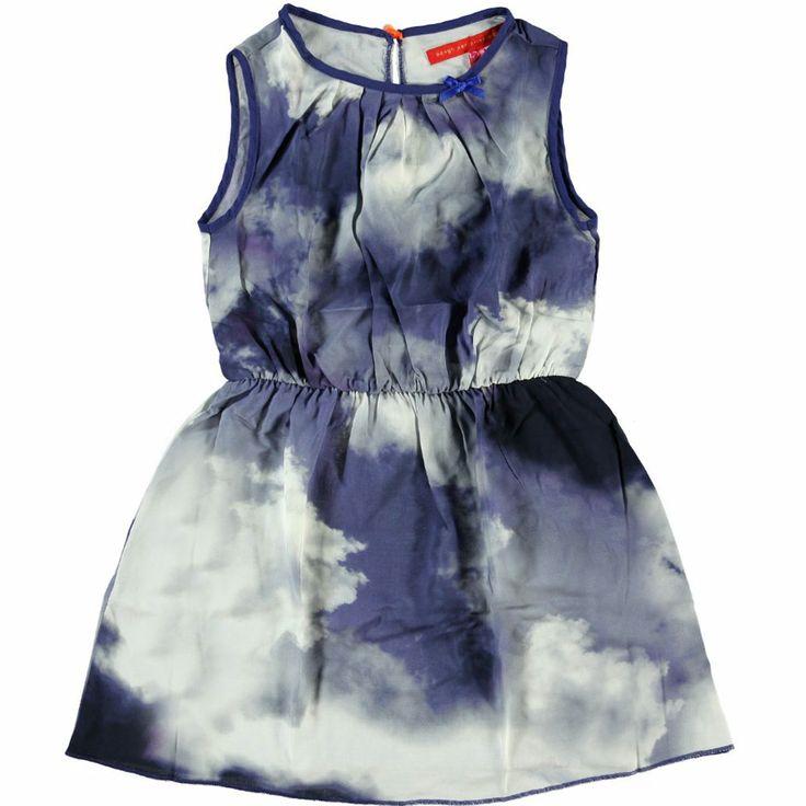 Bengh jurk (BU44-S14/5686/919) | Kixx Online kinderkleding & babykleding