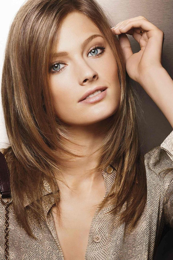 40 spectacular blunt bob hairstyles the right hairstyles - Splendid And Spectacular Light Brown Hair Colors The Right Haircut