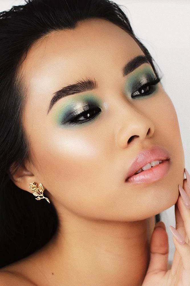 How to apply makeup for asian think, that