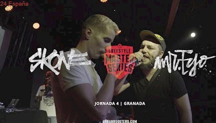 SKONE vs MR.EGO Oficial FMS Granada Jornada 4