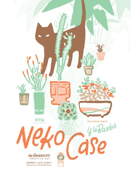 Neko Case has such an amazing voice. I wish more people listened to her, she's kind of a genius.