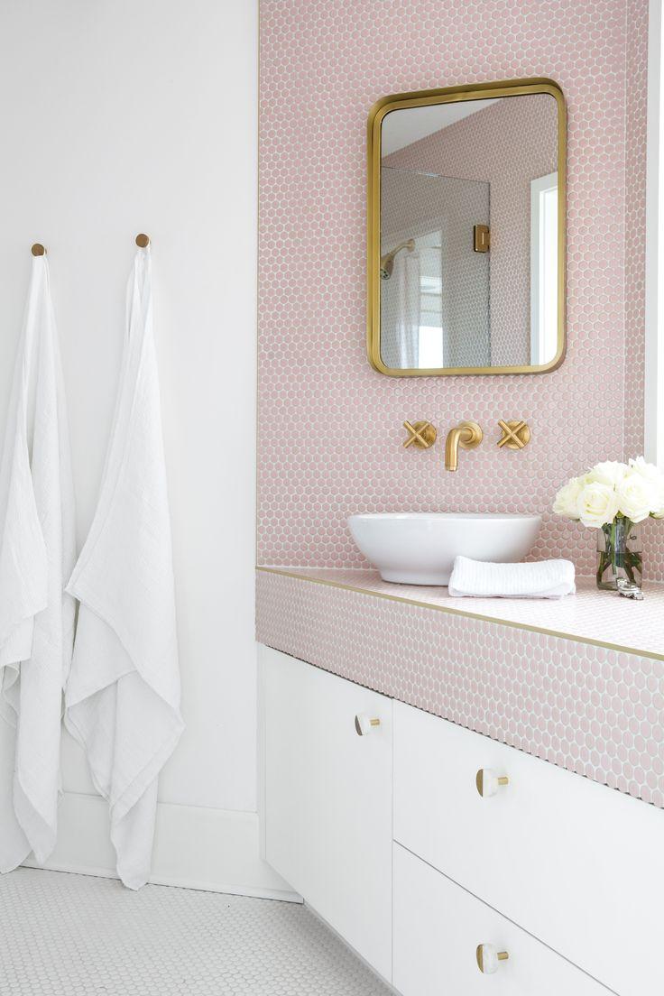 31 Ideen für Badezimmerfliesen machen frisch und langweilig