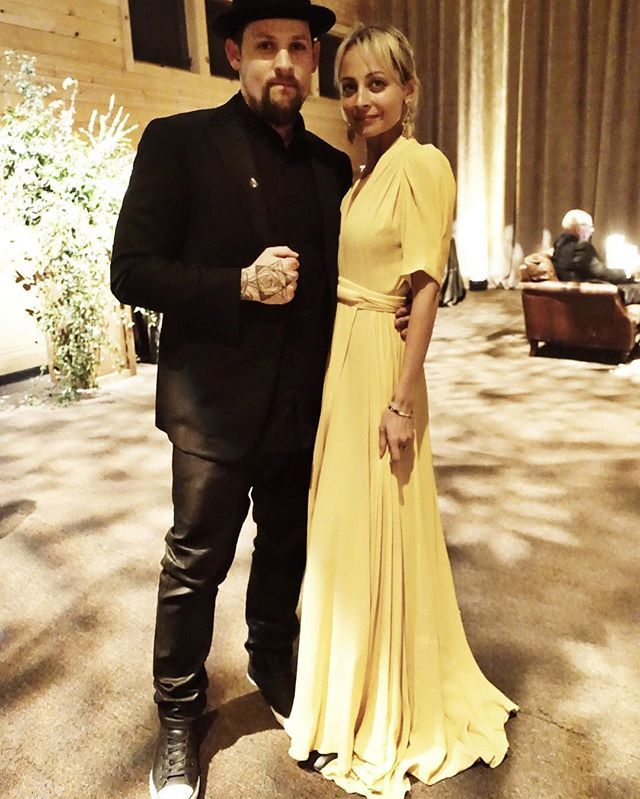 Get a Glimpse of How Madly in Love Joel Madden Is With Nicole Richie He Loves to Show Her Off