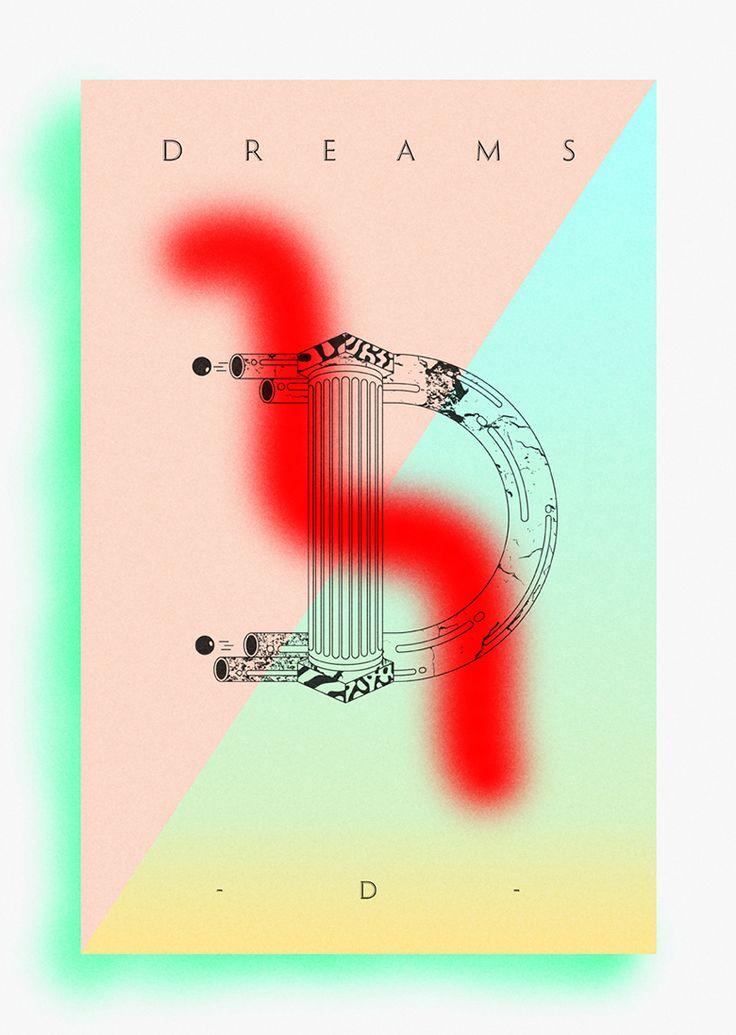 Pablo Abad - Dreams Prints Series