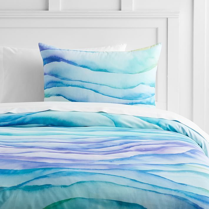 Image result for teal ombre comforters