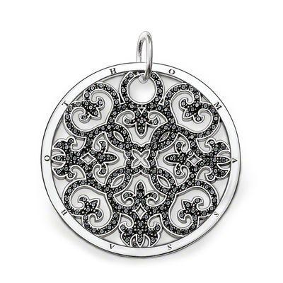 THOMAS SABO Glam & Soul Sterling Silver pendant ornament