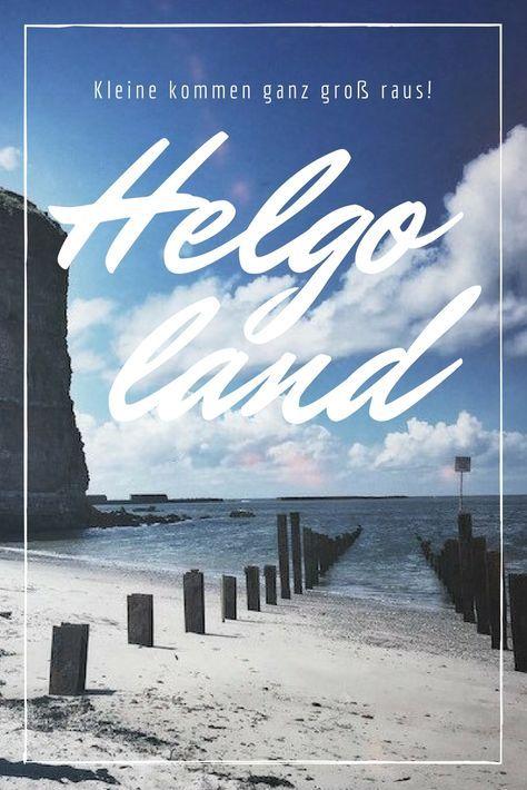 """Mit Lummenfelsen und Langer Anna ist Helgoland gerade im Sommer ein beliebtes Ausflugsziel für Tagestouristen. In unserem 1 THING TO DO für die abgelegene deutsche Nordseeinsel verraten wir dir, weshalb ein halber Tag auf """"Deät Lun"""" viel zu wenig ist, um die Atmosphäre des Eilands in der Deutschen Bucht aufzusaugen. Welche Rolle dabei die künstlerischen Fähigkeiten eines Basstölpels spielen, erzählt dir unser Helgoland Reisebericht."""