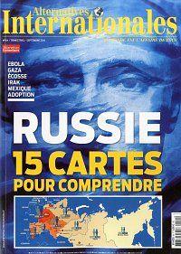 Extraits du sommaire de Alternatives Internationales N°64 septembre 2014 - Enjeux  : Russie 15 cartes pour comprendre. - Agir : Vers la fin de l'adoption internationale ?