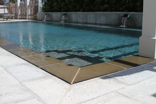 Overflow Swimming Pool Design Picture 2018