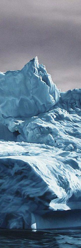 Greenland #63 by Zaria Forman