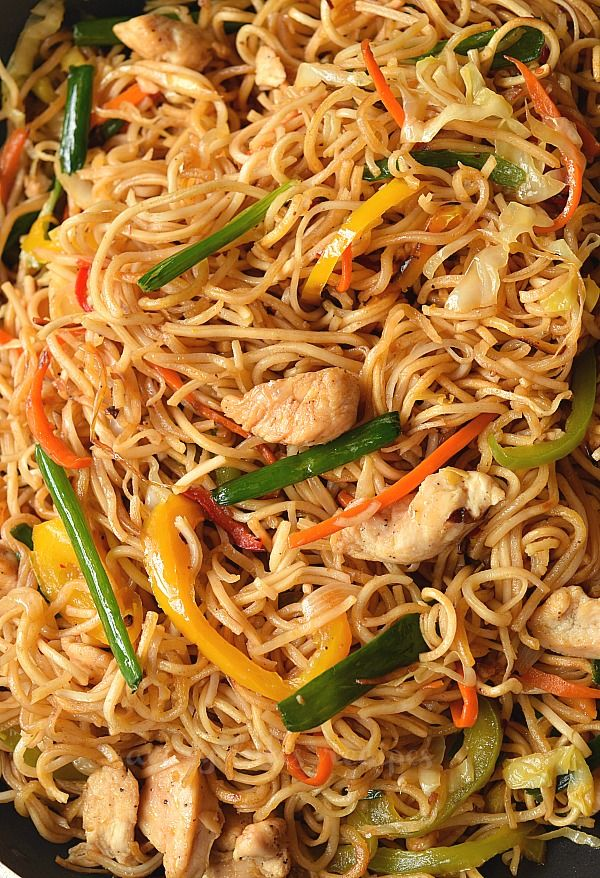 Try This Ultimate Chinese Chow Mein In 2020 Chow Mein
