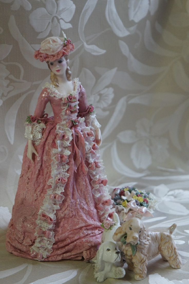 Lace Doll by Keiko: