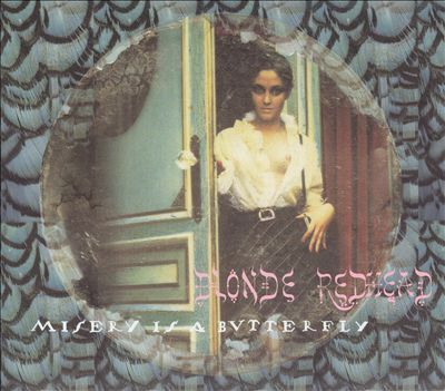 Blonde Redhead,  Misery is a butterfly,  2004   (alternative/indie rock, experimental rock)