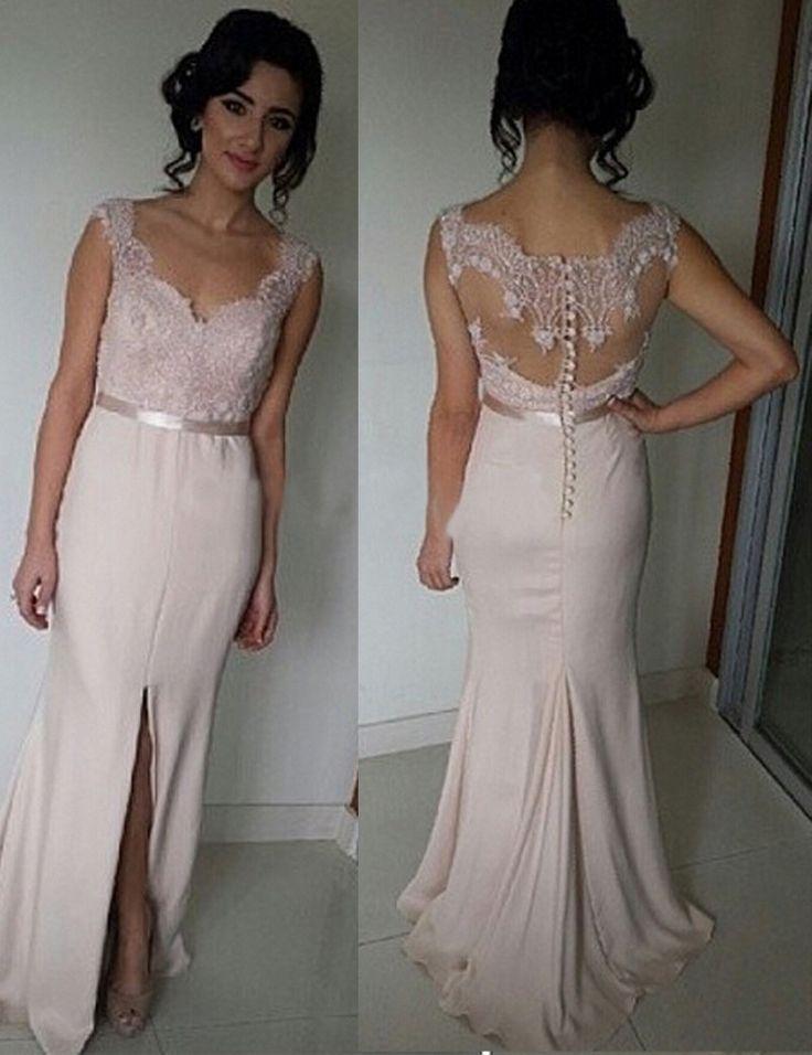 25 best beige bridesmaid dresses ideas on pinterest