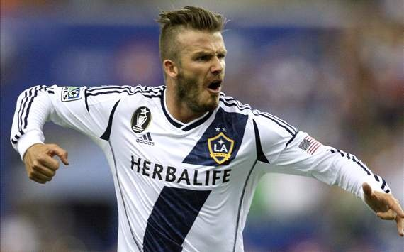 LA Galaxy midfielder David Beckham has revealed that he has been left out of the Team GB Olympic football squad.