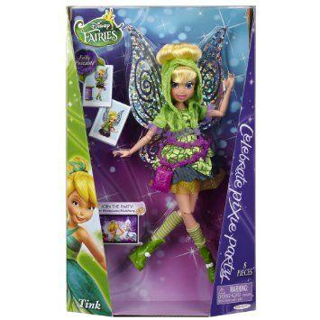 Disney fée clochette, figurine. 19.99$ Achetez-le info@laboiteasurprisesdenicolas.ca 450-240-0007