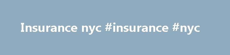 Insurance nyc #insurance #nyc http://texas.nef2.com/insurance-nyc-insurance-nyc/  # MetroCard Balance Protection Program Your 30-Day Unlimited or 7-Day Express Bus Plus MetroCard, purchased from a vending machine with a credit, debit, or ATM card is automatically protected against loss or theft by the MTA. MTA New York City Transit provides a Balance Protection Program for its 30-Day Unlimited Ride and 7-Day Express Bus Plus MetroCard that protects you from loss or theft of the card as long…