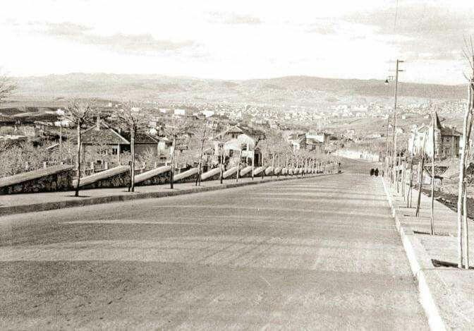 Cankaya'dan Ankara