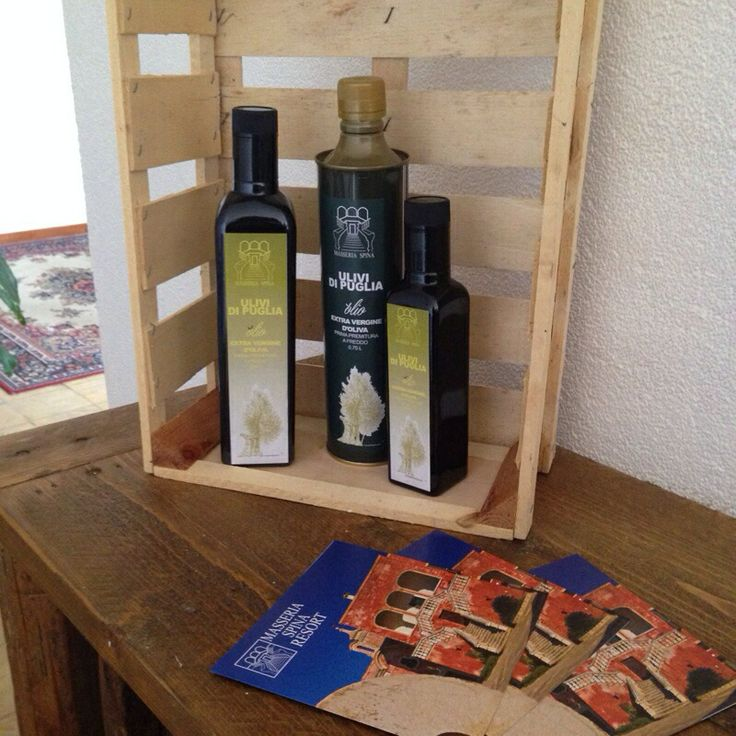 Available from this year our Extra Virgin Olive Oil!