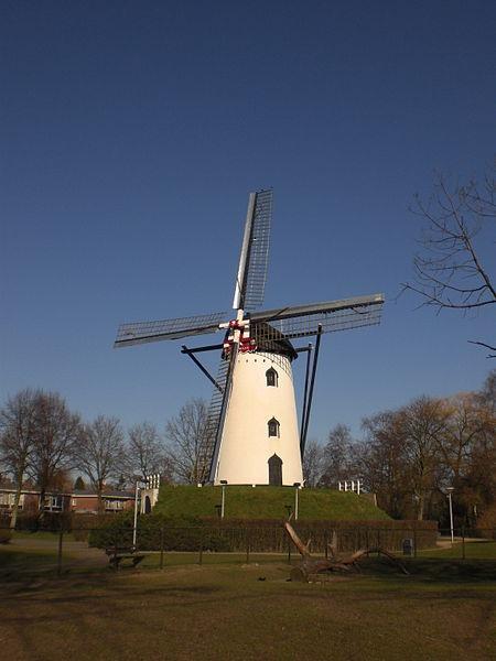 Molen de Wilde - Goirle, Nederlands