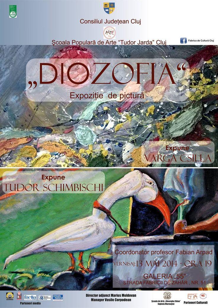 Poster designed by Tudor Schimbischi