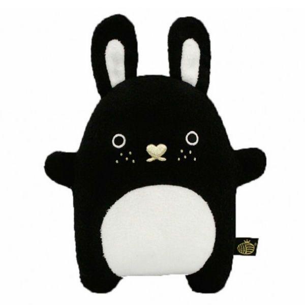 #Doll luxe knuffel zwart: van het Engelse designmerk Noodoll is Riceberry een grote favoriet. from www.kidsdinge.com                      https://www.instagram.com/kidsdinge/ https://www.facebook.com/kidsdinge/ #kidsdinge