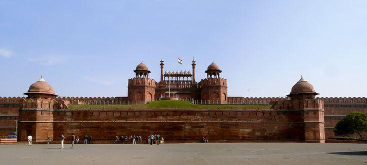 Красный Форт в Дели, Индия