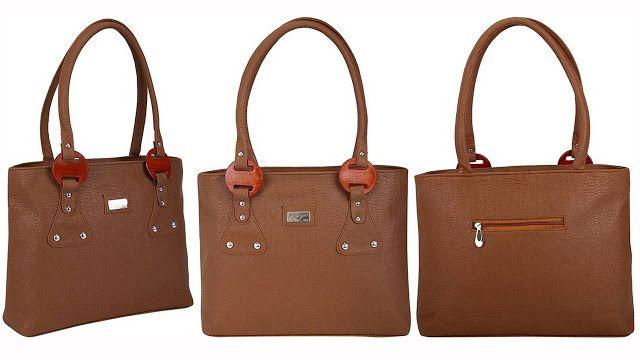 ef81c6df66 Empress Collections Hand-held Bag (Brown)
