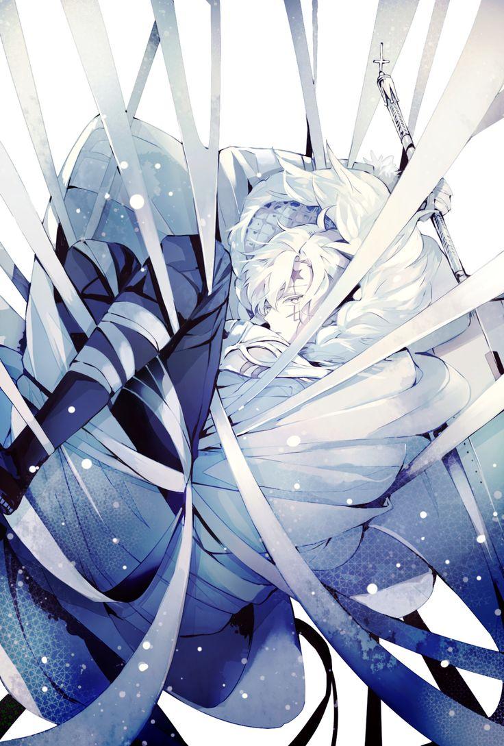 D. Gray-Man | Allen Walker, Crowned Clown (Kuraun Kuraun), God's Clown (神ノ道化, Kami no Douke).