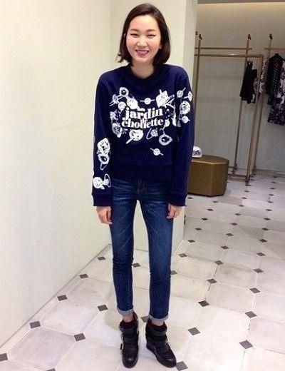 Korea Model 장윤주