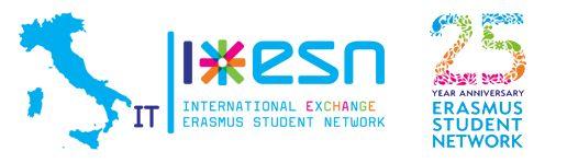 """ESN Italia è l'acronimo di Erasmus Student Network Italia, il livello italiano del network ESN, un'associazione europea di studenti universitari il cui scopo è promuovere e supportare gli scambi internazionali fra studenti, attraverso il principio  """"Students Helping Students""""."""