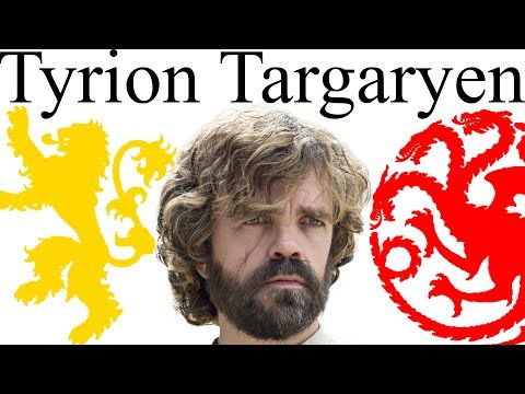 Tyrion Targaryen: is Tyrion the Mad King's son? [S5/ADWD spoilers] - YouTube