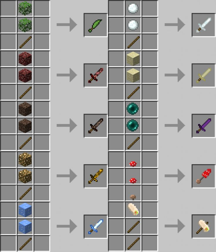 minecraft-mod-more-herobrine-craft-epee See more unique handmake crafts at http://www.sewmuchcraftiness.com/