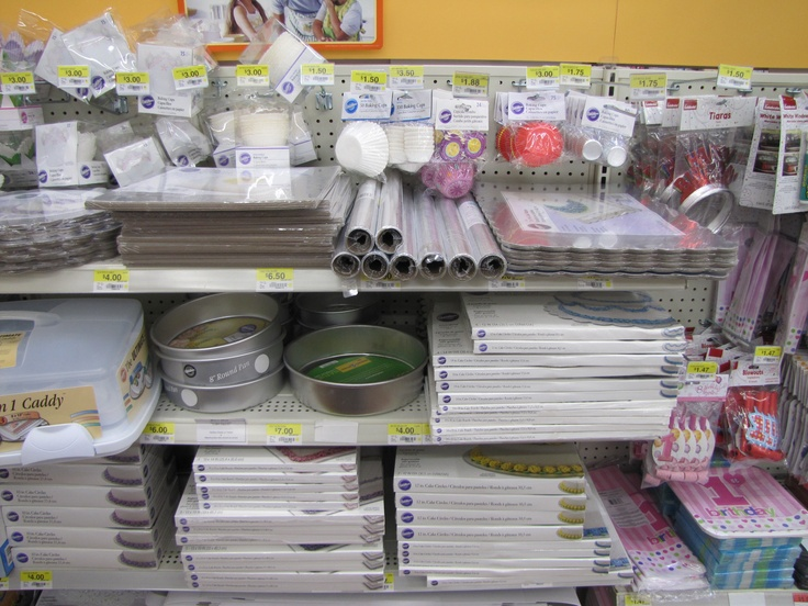 Wilton Baking Tools Pans Boards Etc