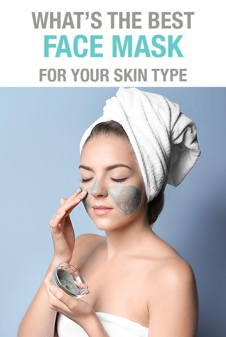 Oily skin, congested skin, dehydrated skin, #dryskin, #sensitiveskin, #acne -prone skin, #matureskin? Here are the best face masks for each skin type. #SkinCare routine.