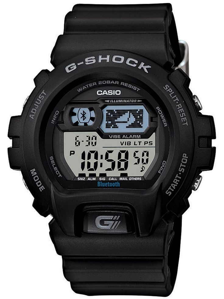 Casio G-Shock GB-6900B-1ER Bluetooth 20 ATM 50 mm Cod produs: mid-14790  ACUM : 831,19 lei