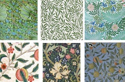 william morris heroes and - photo #3