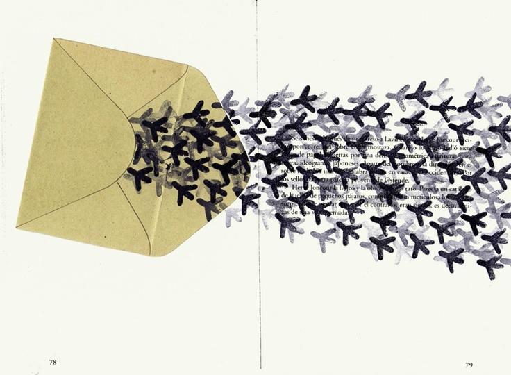Japanese letter. © Alejandro Grima