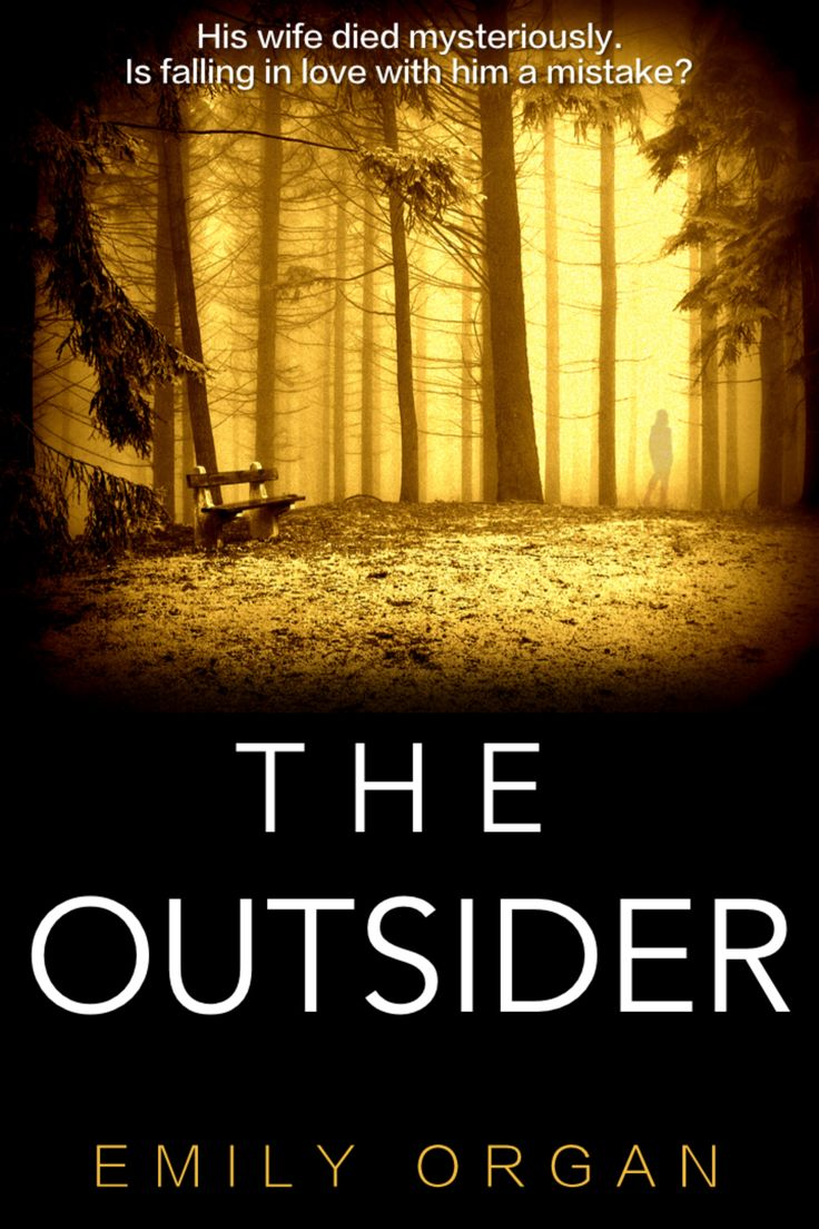 The Outsider new book cover April 2015