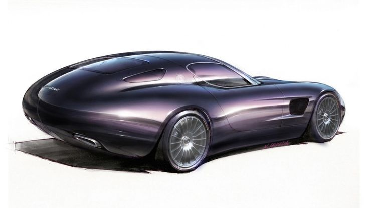 Zagato revives 'il Mostro' with custom Maserati sports car debuting at Ville D'Este