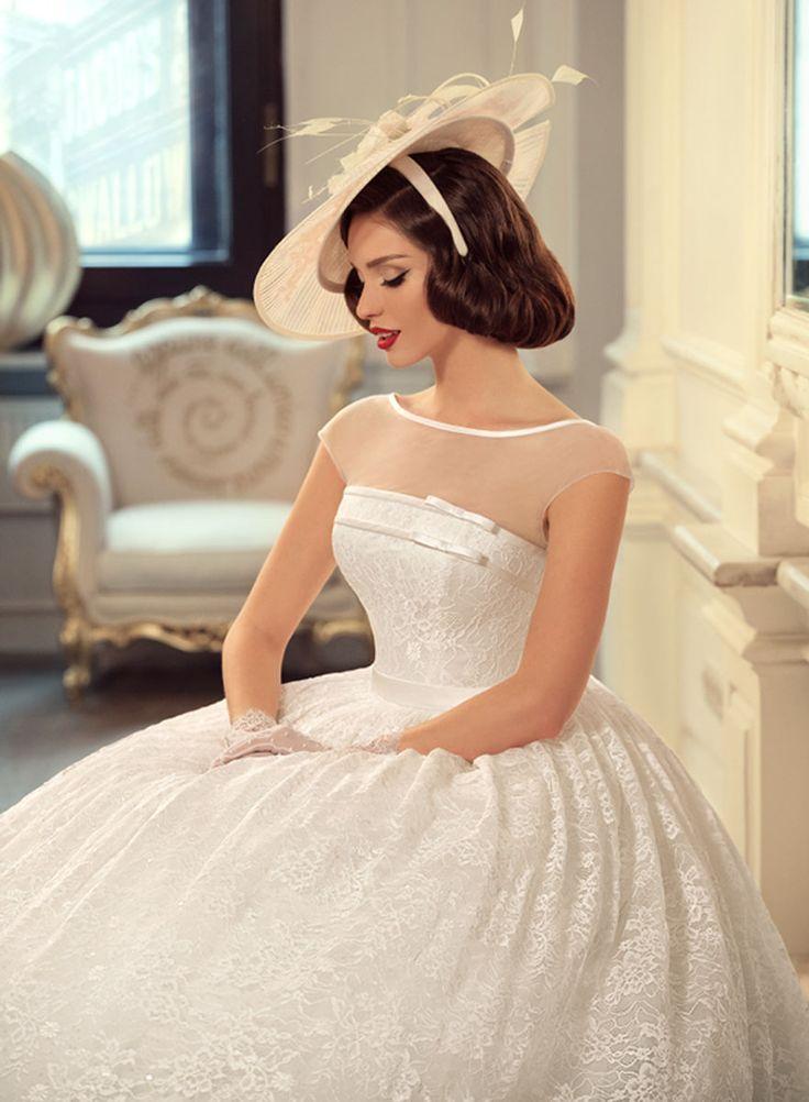 всего свадебные платья в стиле ретро фото телефон