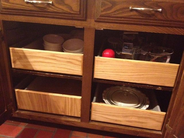 13 Best Pull-Out Shelves Images On Pinterest