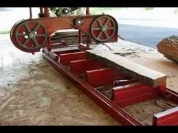Image result for portable bandsaw mill plans
